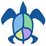 Peace Sea Turtles