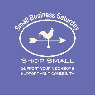 Small Business Saturday - Ivory Weathervane