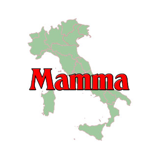 Mamma. Designs for the Italian Mother.