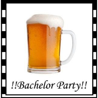Bachelor Parties & Men