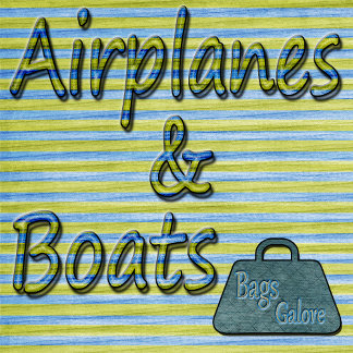 Airplanes And Boats