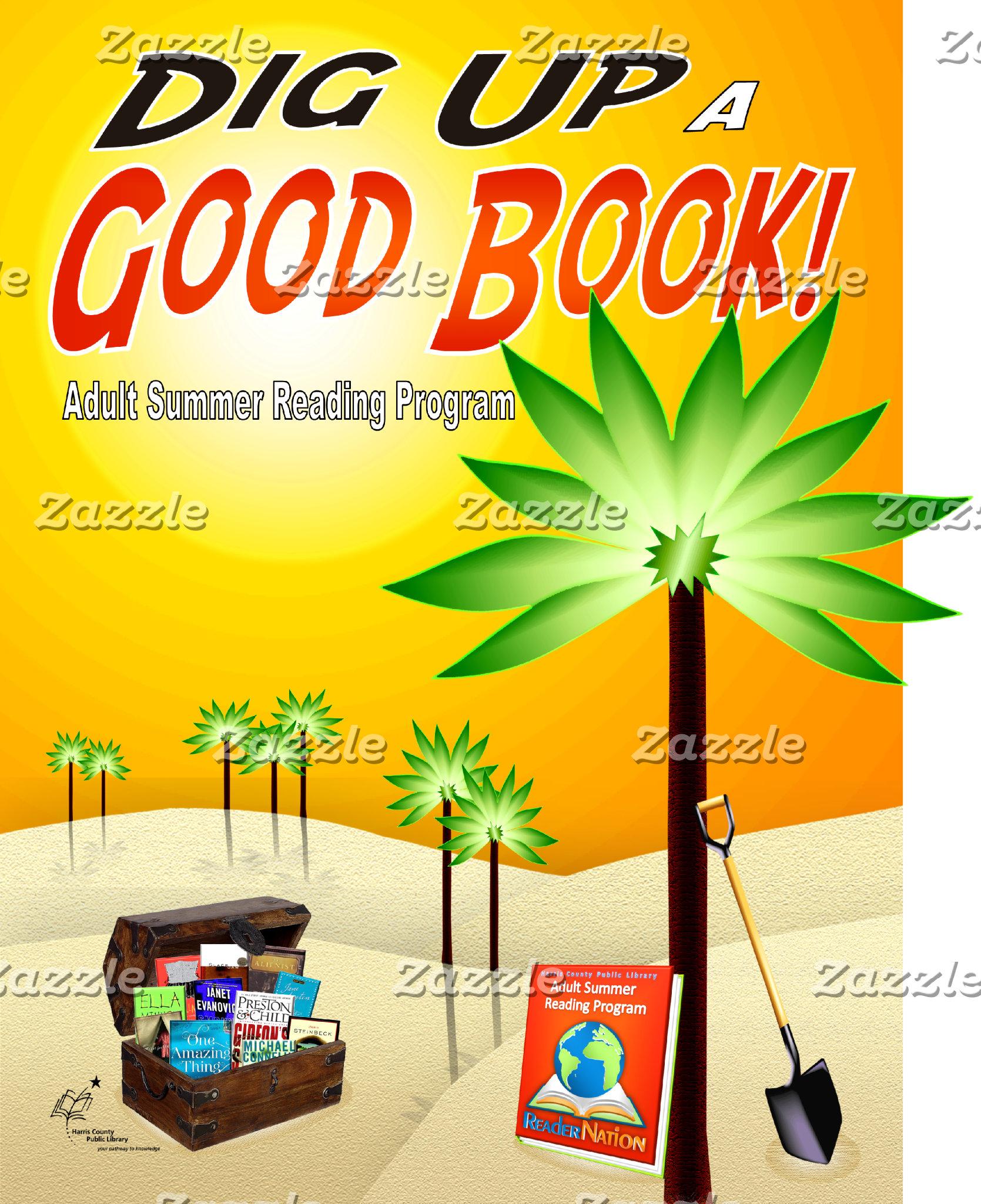 Dig Up a Good Book 2011 SRP