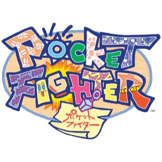 SF -Super Pocket Fighter Art