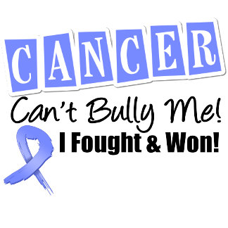 Esophageal Cancer Can't Bully Me...I Fought I Won