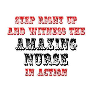 Amazing Nurse In Action