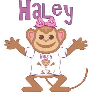Little Monkey Haley