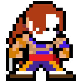 8-Bit Vega