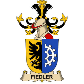 Fiedler Coat of Arms