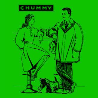 1935 Green Chummy