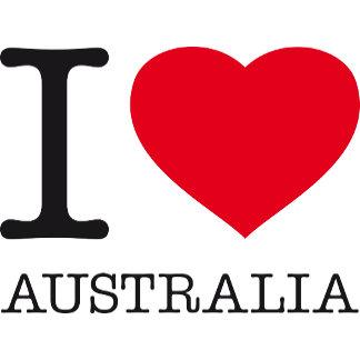 I <3 AUSTRALIA