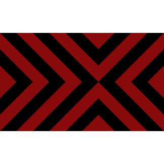 Red and Black Chevrons
