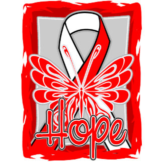 MDS Awareness Hope Butterfly