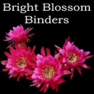 Bright Blossom Binders