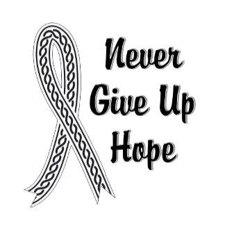 Celtic Never Give Up Hope Retinoblastoma