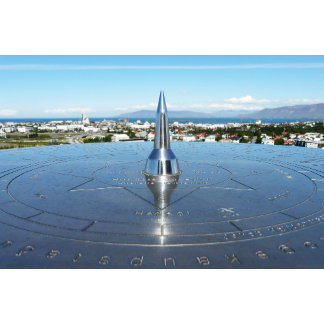 Reykjavík blue view