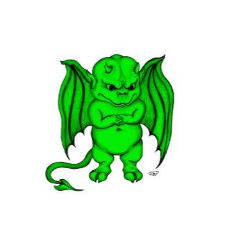 Devil Golem Gargoyle Gothic