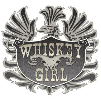 Whiskey Girl Shield