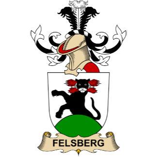 Felsberg Family Crest