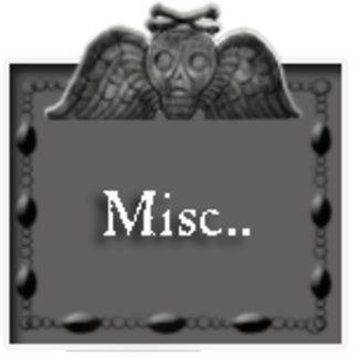 misc..