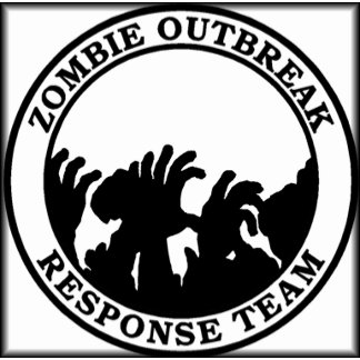 Zombie Outbreak Zombie Hands