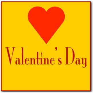 - Valentine's Day -