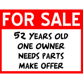 52 Year Old For Sale