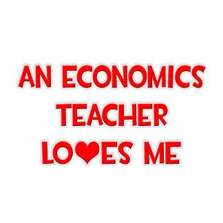 An Economics Teacher Loves Me