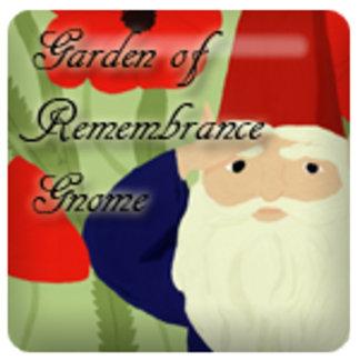 Garden of Remembrance Gnome