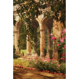 Castle - The Secret Garden