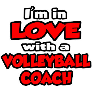 I'm In Love With A Volleyball Coach