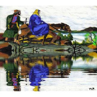 Christian Mary and Joseph Reflection