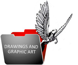 drawings and graphic art