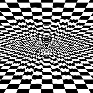 Eye of the  Checkerboard