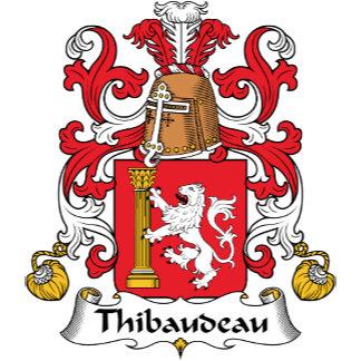 Thibaudeau Family Crest