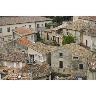 France, Vaison la Romaine. Looking down on