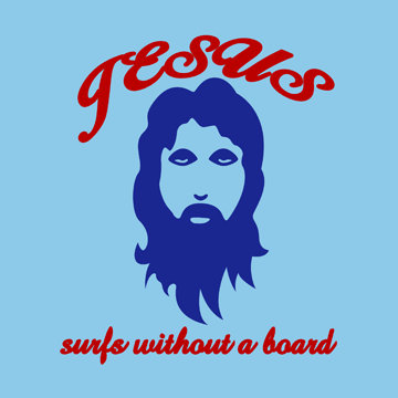 Jesus Surfs