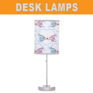 Table Lamps, Desk Lamps and Light Fixtures