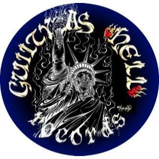 Blk/Blue Logo Merchandise