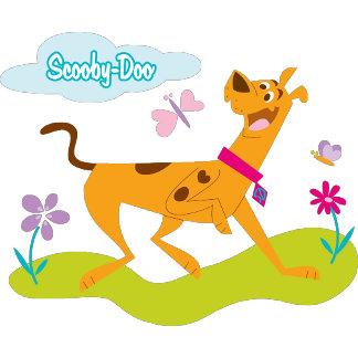 Scooby Doo Happy Butterfly