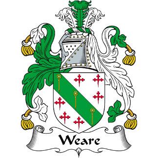 Weare Family Crest