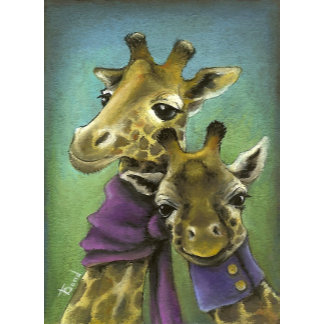 Giraffes and other exotic creatures