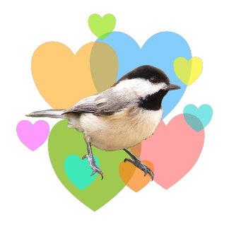 Chickadee Hearts