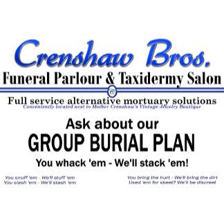 Group Burial  Plan