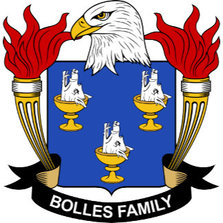 Bolles Coat of Arms