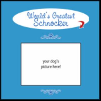 Personalized World's Greatest Schnocker