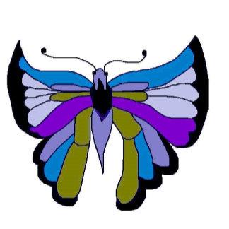 Black Beauty Butterfly