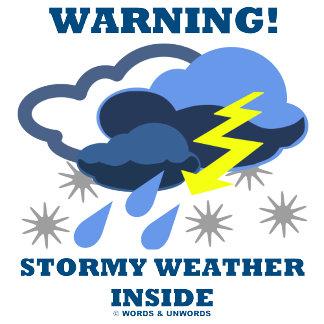 Warning! Stormy Weather Inside (Meteorology)