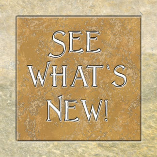 See What's New!