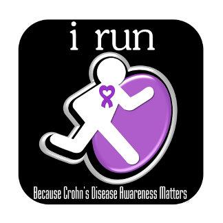 i Run Because Crohns Disease Matters