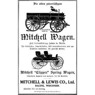 Mitchell Wagen - German